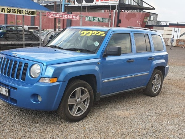2009 Jeep Patriot 2.0 Crd Limited  Gauteng Lenasia_0