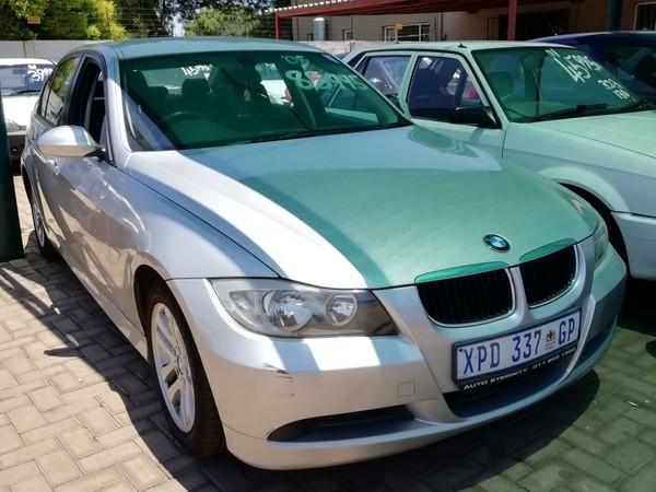 2008 BMW 3 Series 320i e90  Gauteng Boksburg_0