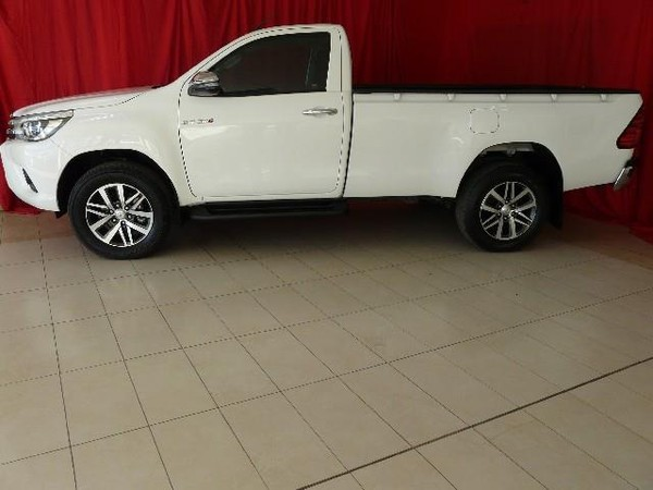 2018 Toyota Hilux 2.8 GD-6 Raider 4x4 Single Cab Bakkie Auto Northern Cape Hartswater_0