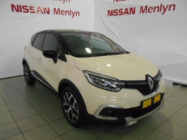 2019 Renault Captur 1.2T Dynamique EDC 5-Door 88kW Gauteng Pretoria_0