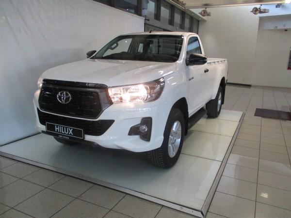 2019 Toyota Hilux 2.4 GD-6 SRX 4X4 Single Cab Bakkie Gauteng Johannesburg_0