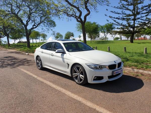 2015 BMW 4 Series 435i Gran Coupe M Sport Auto Gauteng Pretoria West_0