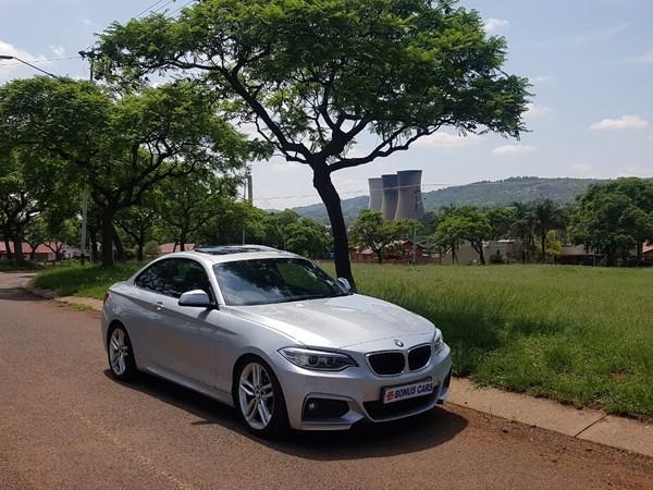 2015 BMW 2 Series 220D M Sport Auto Gauteng Pretoria West_0