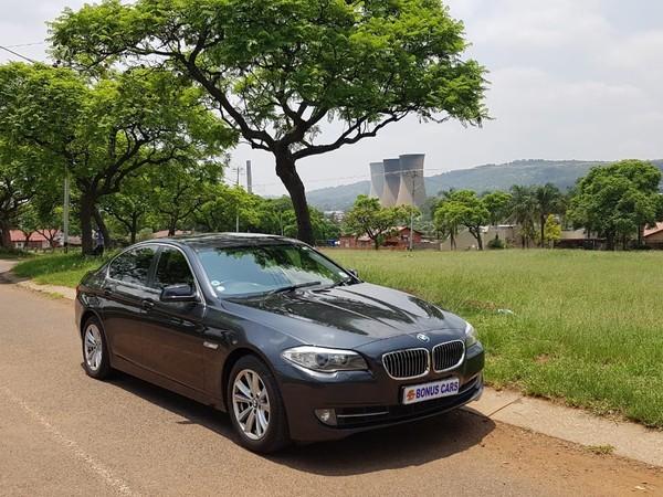 2012 BMW 5 Series 520i At Exclusive f10  Gauteng Pretoria West_0