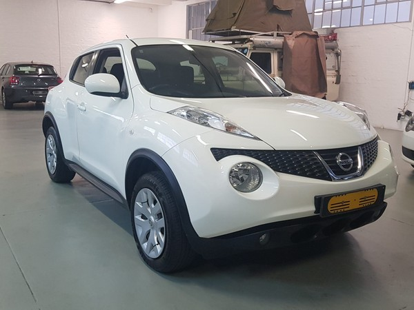 2013 Nissan Juke 1.6 Acenta Excellent Condition FSH Western Cape Maitland_0