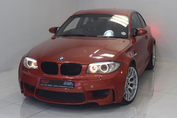 2011 BMW M1 1 M COUPE Manual Gauteng Nigel_0