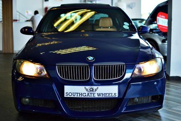 2006 BMW 3 Series 323i Sport e90  Gauteng Johannesburg_0