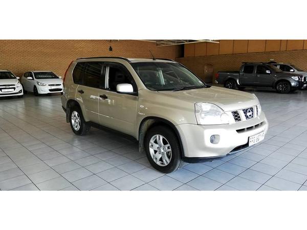 2010 Nissan X-Trail 2.0 Dci 4x2 Xe r82r88  Mpumalanga Secunda_0