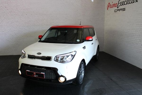 2015 Kia Soul 1.6 CRDI Smart Auto Gauteng Edenvale_0