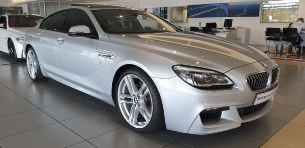 2017 BMW 6 Series 640d Gran Coupe  Gauteng Kempton Park_0