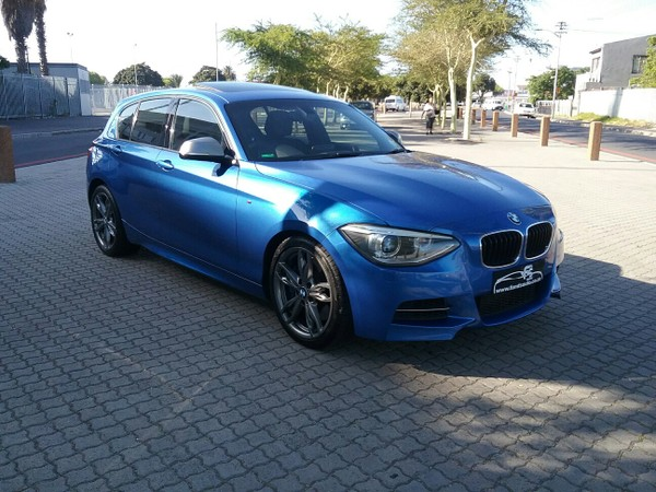 2012 BMW 1 Series M135i 5dr Atf20  Western Cape Cape Town_0