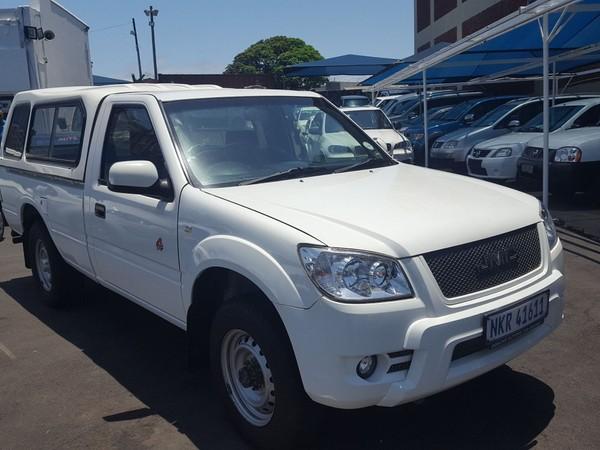 2013 JMC Boarding 2.8TD LUX 4X4 Single cab Bakkie Kwazulu Natal Durban_0