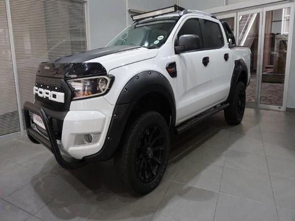 2016 Ford Ranger 2.2TDCi XL Double Cab Bakkie Kwazulu Natal Umhlanga Rocks_0