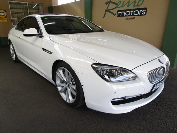 2012 BMW 6 Series 650i Coupe At f13  Gauteng Pretoria_0