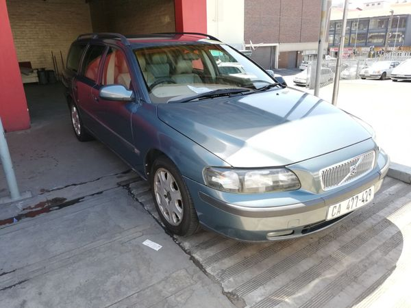 2003 Volvo V70 T5 At  Western Cape Cape Town_0