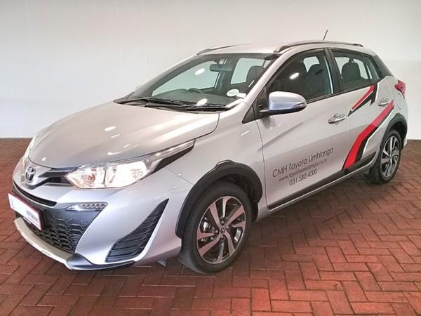 2019 Toyota Yaris 1.5 Cross 5-Door Kwazulu Natal Umhlanga Rocks_0