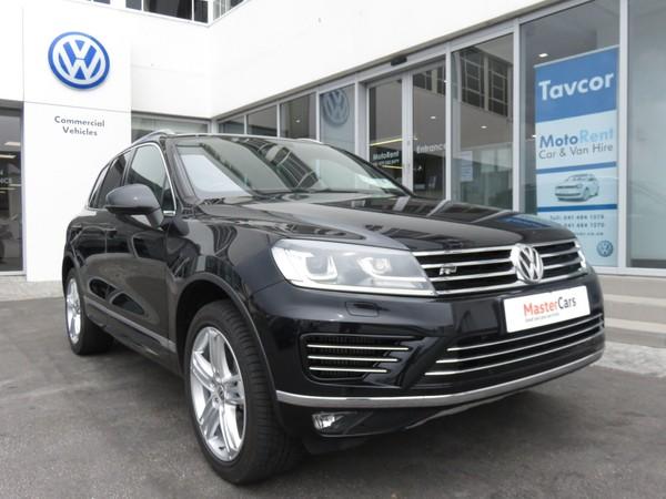 2015 Volkswagen Touareg GP 3.0 V6 TDI Luxury TIP Eastern Cape Port Elizabeth_0