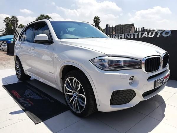 2014 BMW X5 xDRIVE30d M-Sport Auto Gauteng Boksburg_0