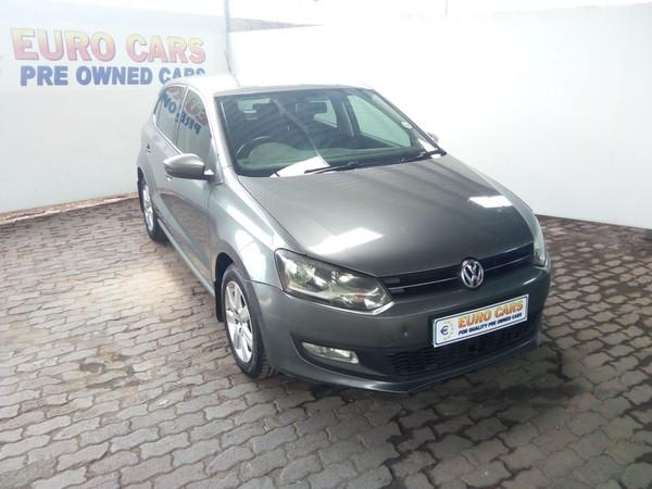 2010 Volkswagen Polo 1.6 Comfortline 5dr  Gauteng Pretoria West_0