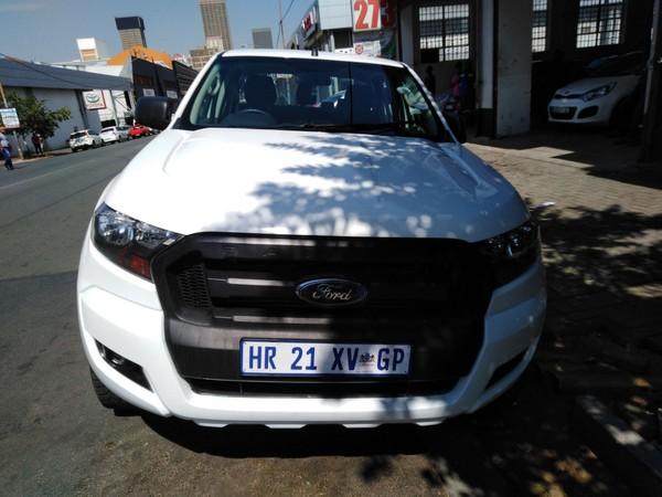 2017 Ford Ranger 2.2TDCi XL PLUS 4X4 Double cab Bakkie CC Gauteng Jeppestown_0