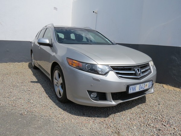 2009 Honda Accord 2.2 Id-tec Exec Tour At  Gauteng Johannesburg_0