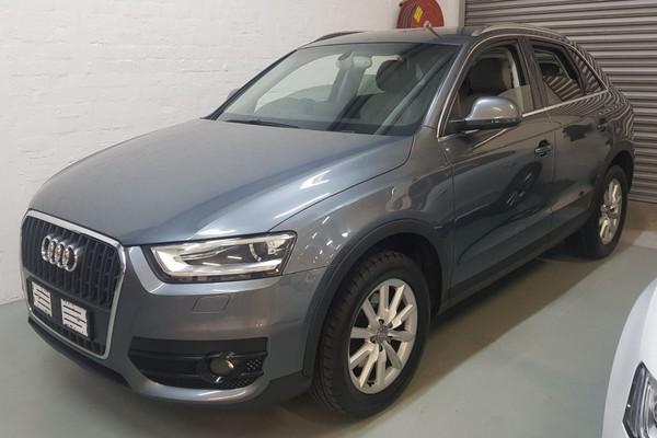 2013 Audi Q3 2.0 tdi Manual. FSH Audi. Excellent Condition Western Cape Maitland_0