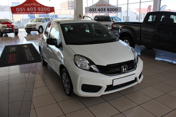 2018 Honda Brio 1.2 Trend 5-Door Free State Bloemfontein_0