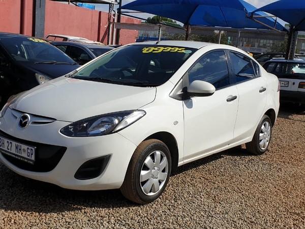 2011 Mazda 2 1.3 Active  Gauteng Lenasia_0