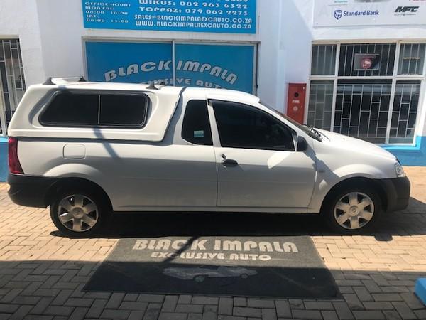2013 Nissan NP200 1.6 Ac Pu Sc  Gauteng Pretoria North_0