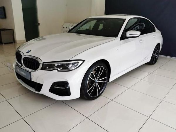 2019 BMW 3 Series 320D M Sport Launch Edition Auto G20 Gauteng Bedfordview_0
