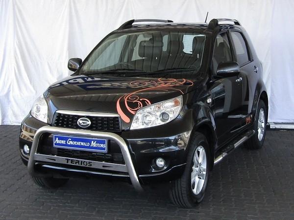 2014 Daihatsu Terios Diva Deluxe Western Cape Goodwood_0