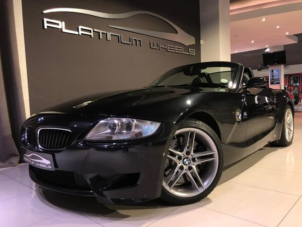 2006 BMW Z4 M Roadster e85  Gauteng Four Ways_0