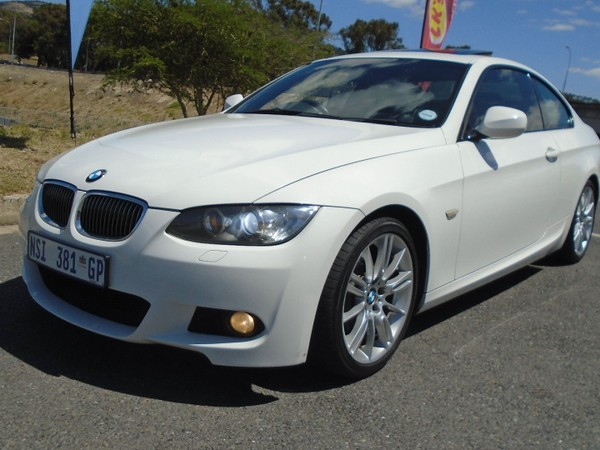 2010 BMW 3 Series 325i Coupe Sport At e92  Western Cape Bellville_0