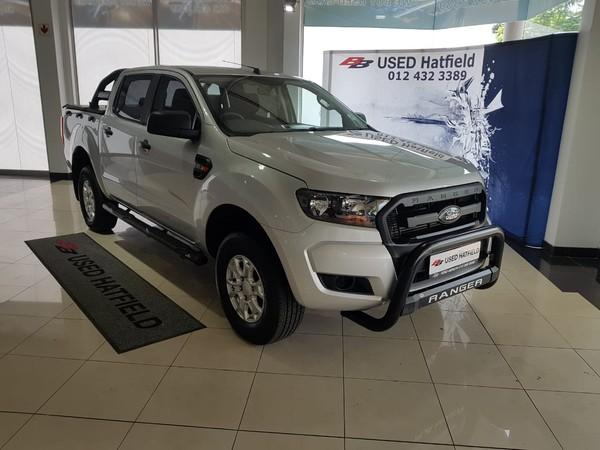 2018 Ford Ranger 2.2tdci Xl Pu Dc  Gauteng Hatfield_0