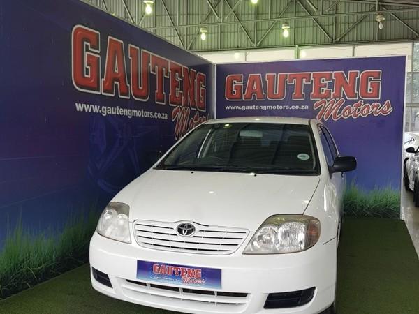 2005 Toyota Corolla 140i Gle  Gauteng Pretoria_0