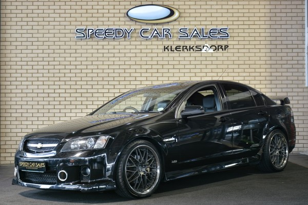 2007 Chevrolet Lumina Ss 6.0 At  North West Province Klerksdorp_0