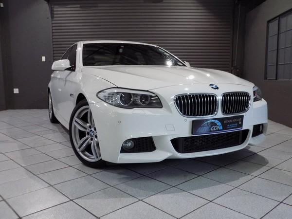 2012 BMW 5 Series 520D Auto M Sport Gauteng Bryanston_0