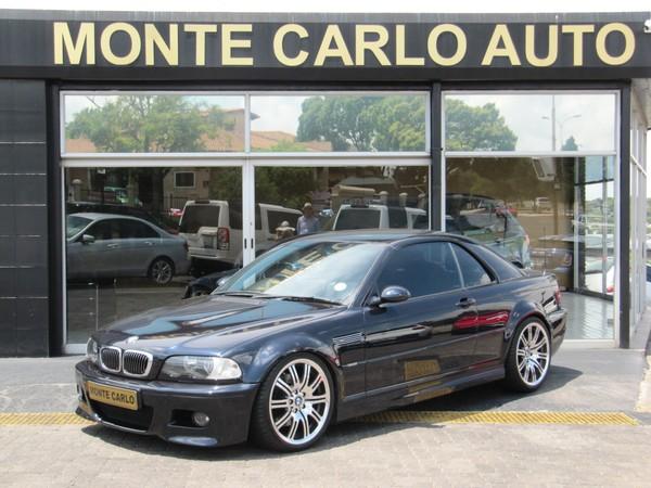 2004 BMW M3 Convertible e46  Gauteng Sandton_0