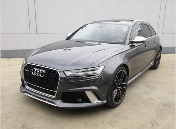 2016 Audi Rs6 Quattro Avant Kwazulu Natal Zimbali_0