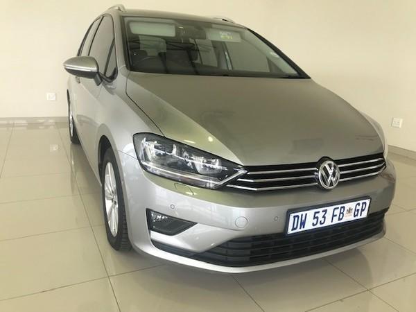 2015 Volkswagen Golf SV 2.0 TDI Comfortline DSG Gauteng Vereeniging_0