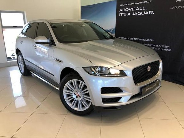 2018 Jaguar F-Pace 2.0 i4D AWD Pure Gauteng Four Ways_0
