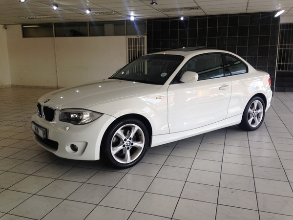 2012 BMW 1 Series 120D Coupe At Gauteng Edenvale_0