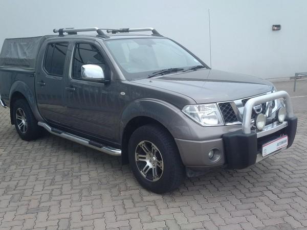 2013 Nissan Navara 2.5 Dci Se Pu Dc  Gauteng Bronkhorstspruit_0