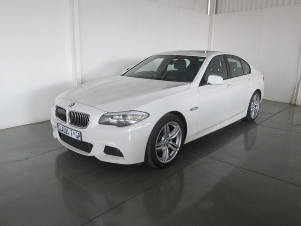2012 BMW 5 Series 520i At f10  Gauteng Springs_0