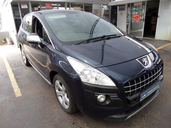 2011 Peugeot 3008 1.6 Vti Comfortactive  Gauteng Pretoria_0
