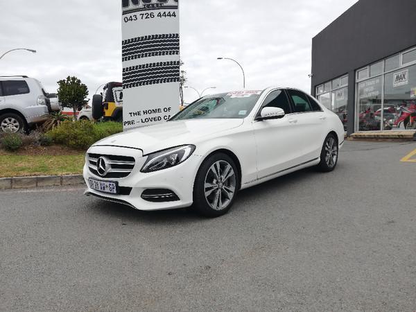 2015 Mercedes-Benz C-Class C250 Bluetec Avantgarde Auto Eastern Cape Nahoon_0