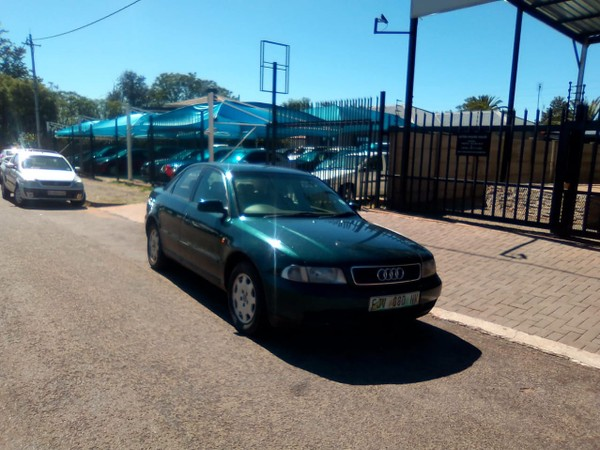 1998 Audi A4 1.8  North West Province Klerksdorp_0