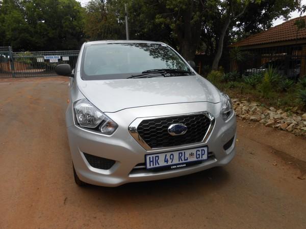 2019 Datsun Go 1.2 LUX AB Gauteng Waterkloof_0