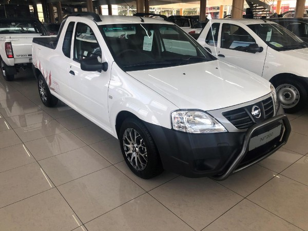 2021 Nissan NP200 1.5 DCi ICE Single Cab Bakkie Gauteng Johannesburg_0