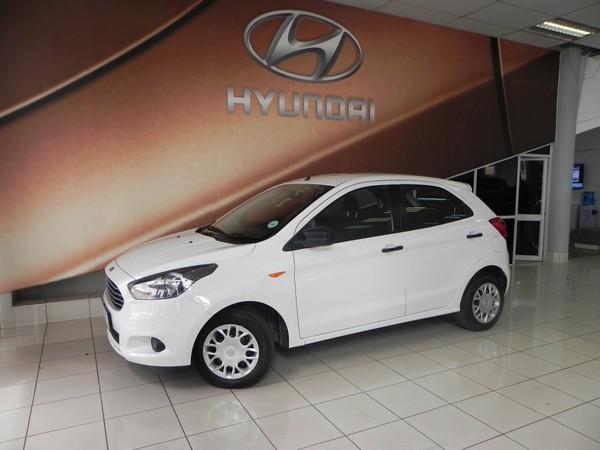 2018 Ford Figo 1.5 Ambiente 5-Door Gauteng Lenasia_0